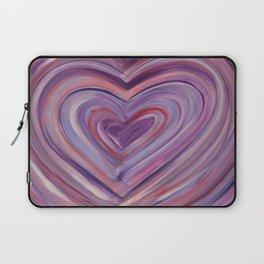 Heart Love Portal  Laptop Sleeve