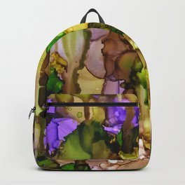 Look Deep into my iris Backpack