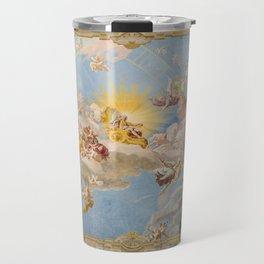 Apotheosis of Emperor Charles VI (Göttweig Abbey Fresco) Travel Mug