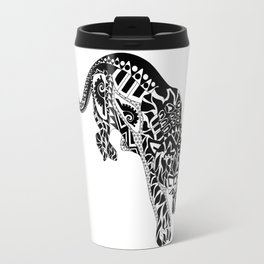 Señor Jaguar Travel Mug