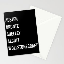 WOMEN OF CLASSICS Stationery Cards