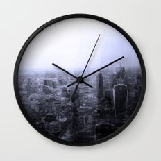 London Old vs New Wall Clock