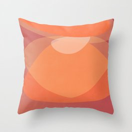 Translucent-14 Throw Pillow