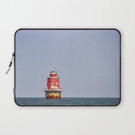 Miah Maull Shoal Lighthouse Laptop Sleeve