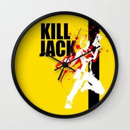 KILL JACK - SIREN Wall Clock