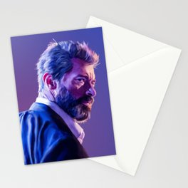 logan howlett Stationery Cards