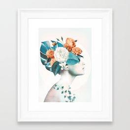 Floral beauty 2a Framed Art Print