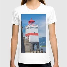 Brockton Point Lighthouse T-shirt