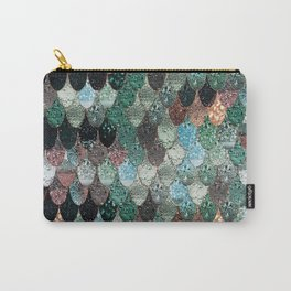SUMMER MERMAID SEAWEED MIX by Monika Strigel Carry-All Pouch