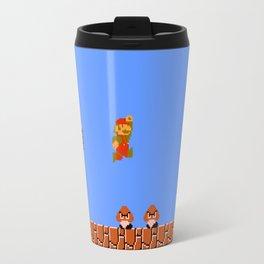 Mario Bros Travel Mug