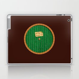 Out for an adventure Laptop & iPad Skin