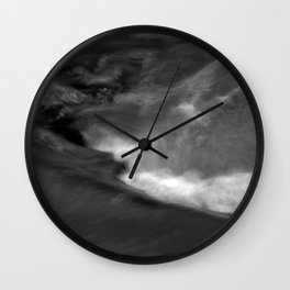 Water current Wall Clock