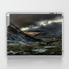 Gloomy Mountains Laptop & iPad Skin