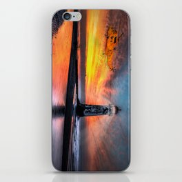 Lighthouse Rescue iPhone Skin