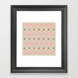 Pattern_03 [CLR VER II] Framed Art Print