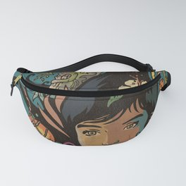 Wahine #4 Fanny Pack