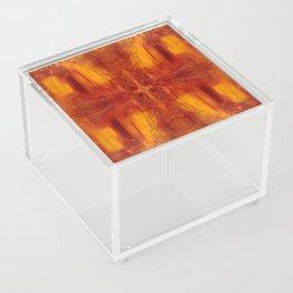 Buffalo Red Acrylic Box