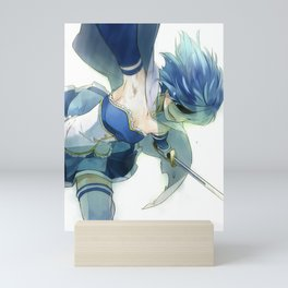 Sayaka Miki Mini Art Print