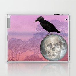 'Sit on my finger, sing in my ear, O littleblood.' Laptop & iPad Skin