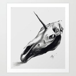 Death To Lisa Frank Art Print