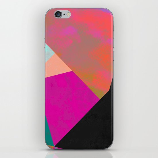 Abstract 04 iPhone & iPod Skin