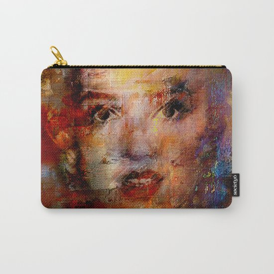 Once upon a time Marilyn Carry-All Pouch