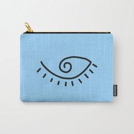 Good luck | luck charm | Greek Eye Carry-All Pouch