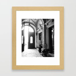 Europa No.3 Framed Art Print