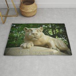 Nittany Lion Shrine Large Print Rug
