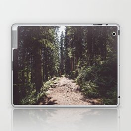 Entering the Wilderness - Landscape and Nature Photography Laptop & iPad Skin