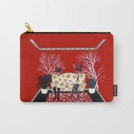 ghosts in the redroom Carry-All Pouch
