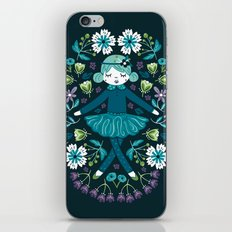 Blossom iPhone Skin