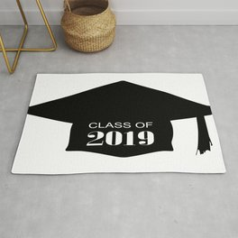 Class of 2019 Rug