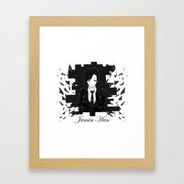 Jumin Han Framed Art Print