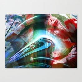 """Star Craft"" Canvas Print"