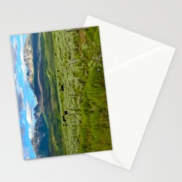 Colorado cattle ranch Stationery Cards