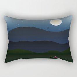 The joys of the great outdoors Rectangular Pillow