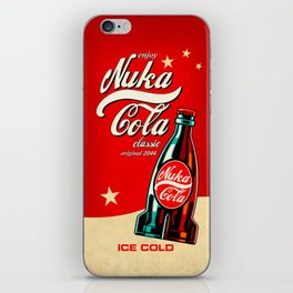Nuka Cola - Fallout iPhone Skin