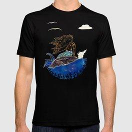 Lady of the Atlantic Crossing T-shirt