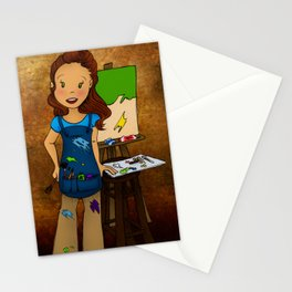 Miss Painter Stationery Cards