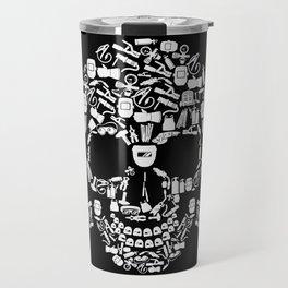 Skull Welder Equipment Travel Mug