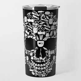 Skull Welder Equipment Travel Mug