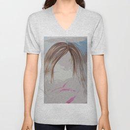 Woman 3.8 Unisex V-Neck