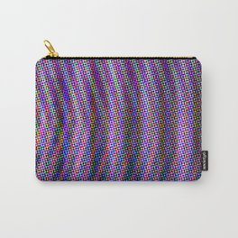 Violet Rays IV Carry-All Pouch