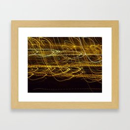 painting with light4 Framed Art Print