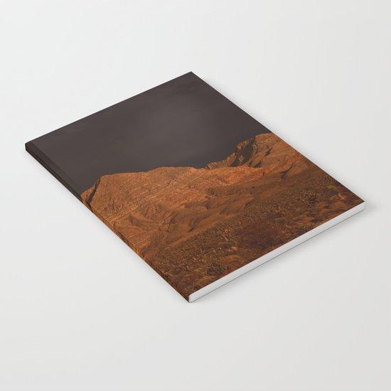 Desert Alpenglow Notebook