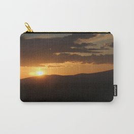 Smith Rock Sunrise Carry-All Pouch