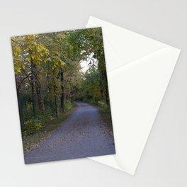 Illinois Autumn Trail Stationery Cards