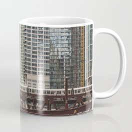 LaSalle Street - Chicago Photography Coffee Mug