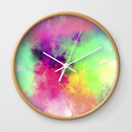 80's Rush Wall Clock